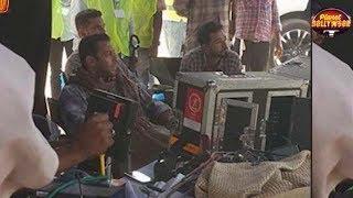 Salman Khan Shoots For 'TZH' Climax Amidst Temperatures Soaring Upto 50 Degrees | Bollywood News