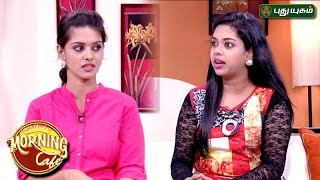 Morning Cafe – Breakfast Show for Women 23-05-2017  PuthuYugam TV Show