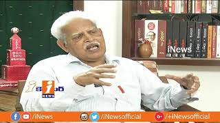 Exclusive Interview With Virasam Leader Varavara Rao | Counter | iNews - INEWS