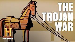 Drawn History: The Trojan War   History - HISTORYCHANNEL