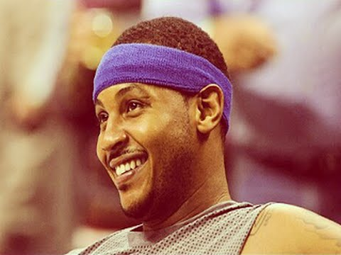 Carmelo Anthony Clinic - HD (2011-2012)