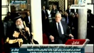 بالفيديو.. ننشر كلمة نائب كنائس مصر القديمة في افتتاح الكنيسة المعلقة