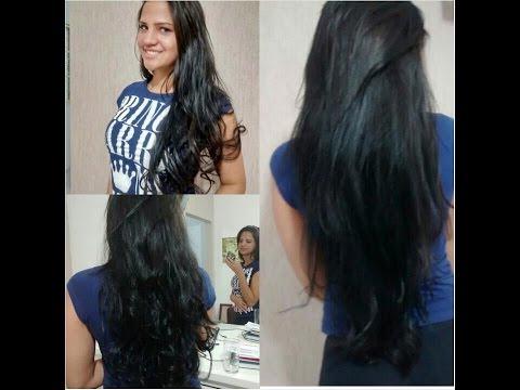 Mega Hair- Minha Experiência, Método, cuidados e muito mais