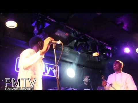 BRUTS X LIGHTS - I AINT SIGNED BUT IM NICE (LIVE SHOW)