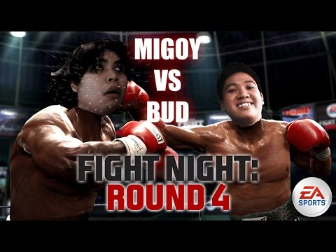 Fight Night Round 4 - Bud vs Migoy | Too Much Gaming