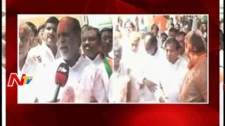 BJP Leader K. Laxman Face to Face || #UPElectionResults || NTV - NTVTELUGUHD