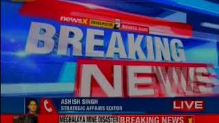 Navy recovers body from Meghalaya mine where 15 men are trapped since Dec 13 - NEWSXLIVE