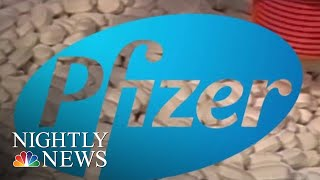 Pfizer Issues Response After Raising Drug Prices | NBC Nightly News - NBCNEWS
