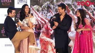 Tiger Shroff shares his excitement for Avengers End Game at Soty 2 song launch event - ZOOMDEKHO