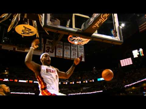Phantom: LeBron's Monster Game 1 Slam Dunk