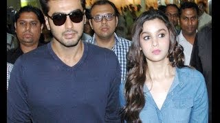 Alia, Arjun at theatres for 2 States - IANS India Videos - IANSINDIA