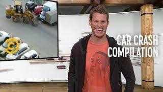 Car Crash Compilation - Tosh.0 - COMEDYCENTRAL