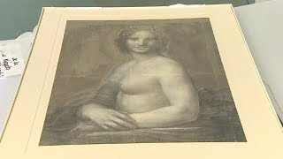 'Nude Mona Lisa' could be work of da Vinci - CNN