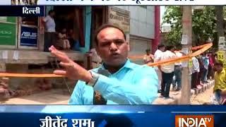 Gang war Caught on Camera : Broad daylight encounter in Delhi kills three, injures two - INDIATV