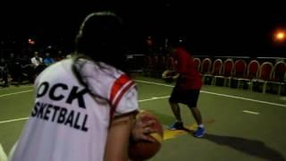 دوري رمضان الكريم لكرة السلة الحلقة 4(ياسين بالكجدي)