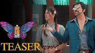 Disco Raja Teaser | Ravi Teja | Nabha Natesh | Payal Rajput | Tanya Hope | VI Anand | Thaman S - TFPC