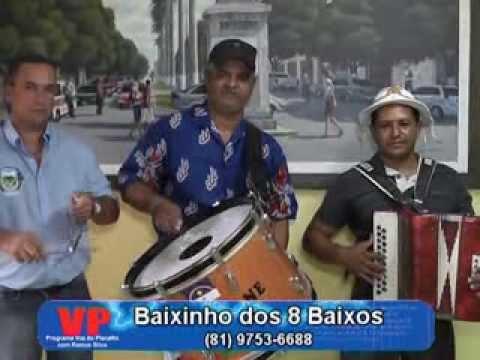 PROGRAMA VOZ DO PLANALTO COM BAIXINHO DOS 8 BAIXOS E OS 3 DO NORDESTE