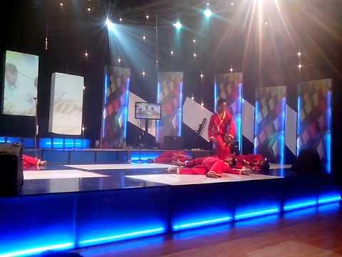MTsN 1 Surabaya: Tapak Suci Xpresi Kabaret TVRI