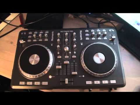 NUMARK MIXTRACK PRO. Tutorial 4. Cue, Play Pause and the Scratch Feature