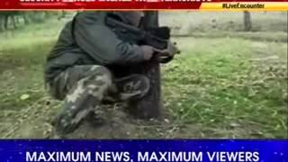 Security forces engage with terrorists - NEWSXLIVE