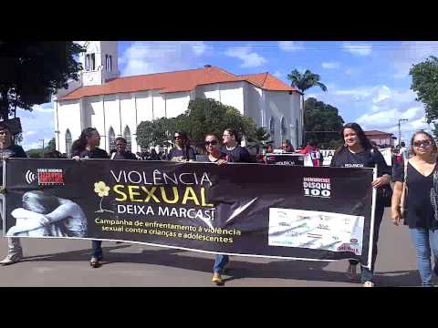 Marcha contra abuso sexual