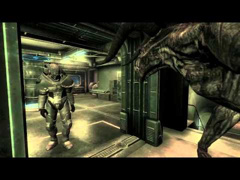 Fallout New Vegas Montages: The Underground Creature