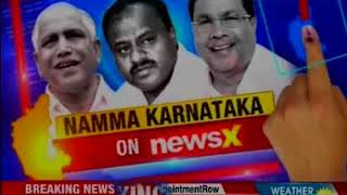 Karnataka assembly election 2018: Amid war erupts after video goes viral in context to voters - NEWSXLIVE
