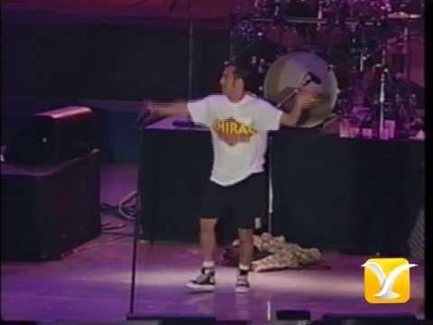 Los Calzones Rotos, Y no voy a parar, Festival de Viña 1996