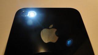 Ativar o Flash do iPhone para Notifica??es