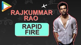 Rajkummar Rao's SUPER-FUN rapid fire on Ghosts, Paranormal activity & lot more | Stree - HUNGAMA