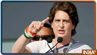 UP: Priyanka Gandhi to kick-off Lok Sabha polls campaign today - INDIATV