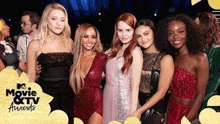 The 'Riverdale' Cast's Red Carpet Looks & Best Moments | 2018 MTV Movie & TV Awards - MTV