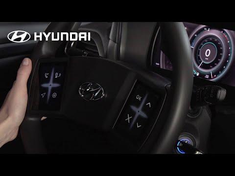 Autoperiskop.cz  – Výjimečný pohled na auta - Hyundai představuje přístrojovou desku budoucnosti