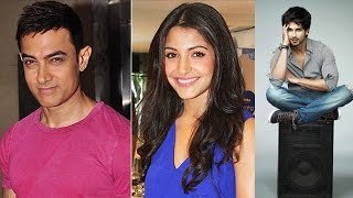 Bollywood News in 1 minute - 22/12/2014 - Aamir Khan, Anushka Sharma, Shahid Kapur