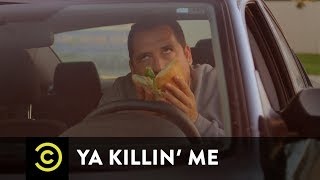 Nick Only Cares About His Sandwich Now - Ya Killin' Me - Uncensored - COMEDYCENTRAL