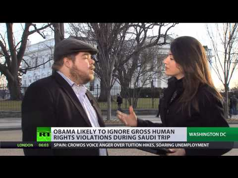 Violation Kingdom: US, Saudi ties tighten amidst human rights outcry