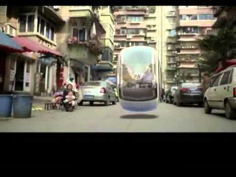 Volkswagen hover car Proyect - Subtitulado al español