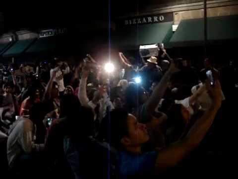 Marcha #Ayotzinapa 5/11/2014