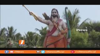 Special Story On Alluri Sitarama Raju on Eve of His 121st Birth Anniversary | iNews - INEWS