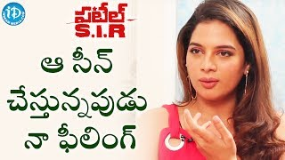 I Was Very Scared While Doing That Scene - Tanya Hope || Talking Movies With iDream - IDREAMMOVIES