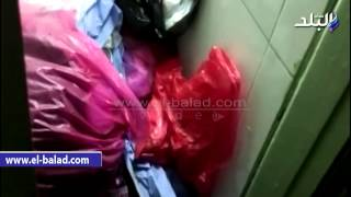 بالفيديو والصور.. محافظ الشرقية يأمر بغلق مركز طبي وإحالته للتحقيق بسبب النفايات