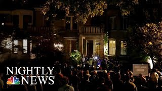 Police Officers Injured, Protesters Arrested in St. Louis Protests | NBC Nightly News - NBCNEWS