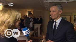 "Jens Stoltenberg: ""European military cooperation no alternative to NATO"" 