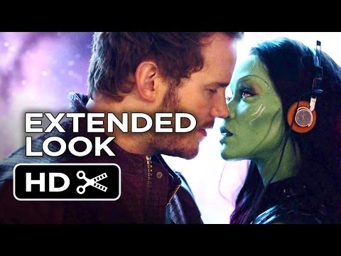 Exclusive Extended Look at Marvel's Guardians of the Galaxy (2014) - Chris Pratt Movie HD
