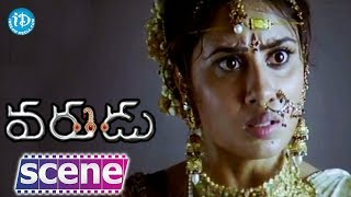 Varudu Movie Scenes - Bhanusri Mehra Warns Arya || Allu Arjun - IDREAMMOVIES