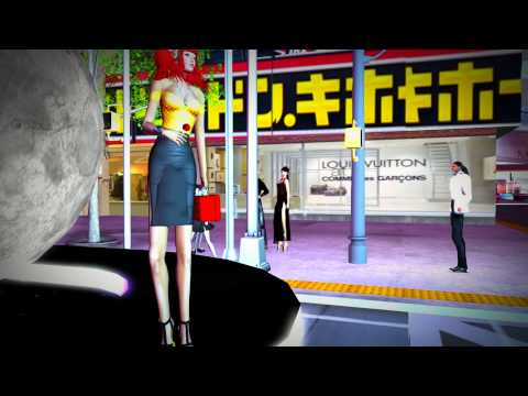 Virtual Asia Productions Virtual Asia Fall Fashion Show