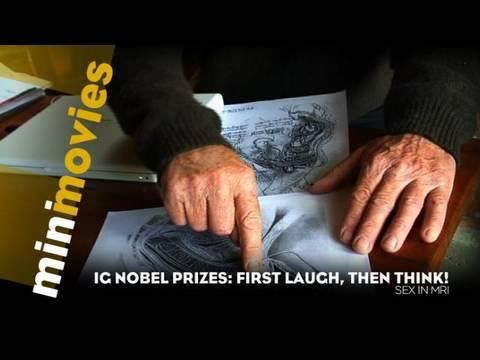 Having Sex in MRI-scan - Minimovies: Ig Nobel Prizes