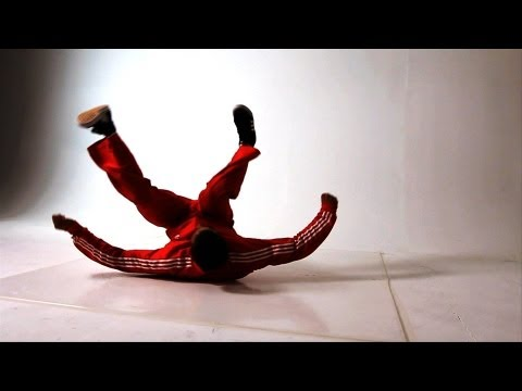Bboy Dance Moves: How to Do a Back Spin | Break Dancing