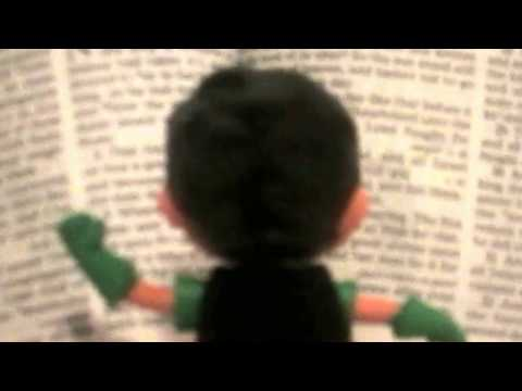 The Amazing Christian Boy Theme Song! (Shhhhh, he reading!)