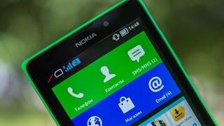 Обзор Nokia XL